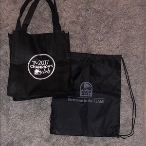 Taco Bell Bags